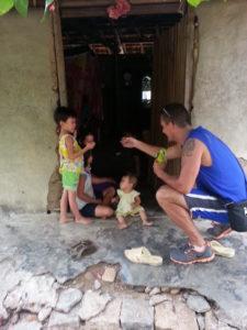 vietnam niños